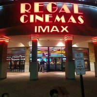 Photo taken at Regal Cinemas Lincolnshire 21 & IMAX by Alberto Isaac M. on 10/25/2012