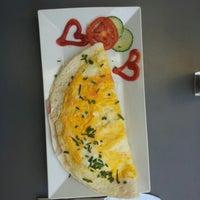 10/1/2012にWalter K.がblueorange - coffee & bagelで撮った写真