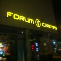Photo taken at Forum Cinemas Vingis by Orijus G. on 9/15/2012