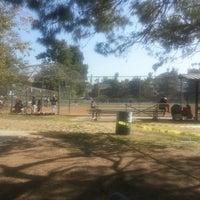 Photo taken at Bellevue Recreation Center by Maritza S. on 5/31/2014