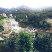 Photo taken at Rize Dörtyol Köyü by Ece Neşe A. on 7/7/2014