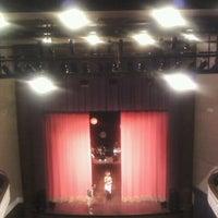 Photo taken at Teatro Dulcina by Felipe T. on 2/24/2013