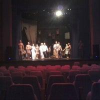 Photo taken at Teatro Dulcina by Felipe T. on 3/31/2013