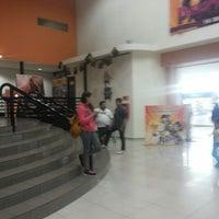 Photo taken at Cinemark Espacio Urbano Sala 7 by Walter I. on 1/7/2014