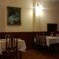 Photo taken at кафе Парк-готель by Vladimir I. on 11/1/2016