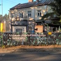 Photo taken at Dworek Marszalka Pilsudskiego by Vladimir I. on 9/9/2016