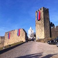 Photo taken at Castelo de Penela by Liliana S. on 12/14/2013