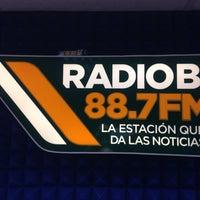 Photo taken at Radiogrupo by Roberta S. on 9/17/2014