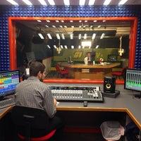 Photo taken at Radiogrupo by Roberta S. on 9/23/2014