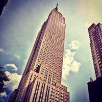 6/2/2013에 Chris B.님이 엠파이어 스테이트 빌딩에서 찍은 사진