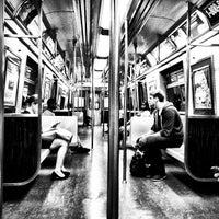 Photo taken at MTA Subway - 34th St/Penn Station (A/C/E) by Chris B. on 9/26/2012
