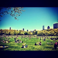 Photo prise au Sheep Meadow par Chris B. le5/4/2013