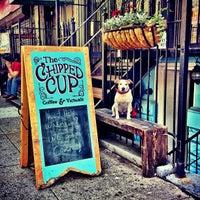 Снимок сделан в The Chipped Cup пользователем Chris B. 5/10/2013