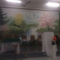 Photo taken at Igreja Batista Pentecostal by Murilo P. on 2/24/2014
