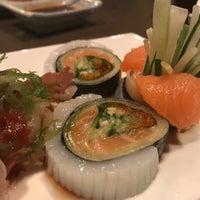 Photo taken at Oishii Too Sushi Bar by Larissa S. on 9/15/2017