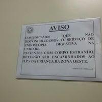 Photo taken at Setor de Registro - HPSC Zona Leste by Lopes B. on 12/18/2013