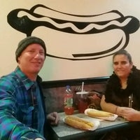 Photo taken at Footlong Hot Dog by Craig R. on 12/27/2016