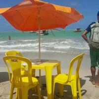 Foto tirada no(a) Praia de São Miguel dos Milagres por Suzana B. em 4/18/2016