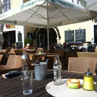 Photo taken at Stadtwirtshaus Wolkersdorf by CITY O. on 5/10/2014