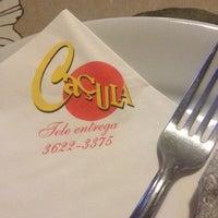 Foto tirada no(a) Caçula Bar e Restaurante por Thiago R. em 12/26/2013