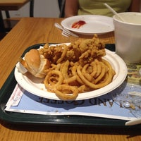 Photo taken at Jake's Seafood Restaurant by Stan S. on 5/2/2014