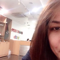 Photo taken at ePerformax Contact Centers & BPO by Memainezzzz on 4/8/2015