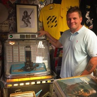 Photo taken at Rubber Soul Records by Jonathan T. on 9/4/2015