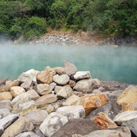 Das Foto wurde bei 地熱谷 Beitou Thermal Valley von tatsuya 2. am 8/10/2013 aufgenommen