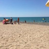 Пляж золотой рыбки фото