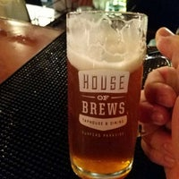Photo taken at The House of Brews by Hicksamunga on 2/17/2018