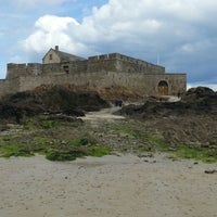 Photo taken at Fort National by SuperBreton on 5/23/2014