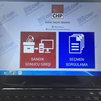 Photo taken at CHP İlçe Başkanlığı by Turgut O. on 6/7/2015