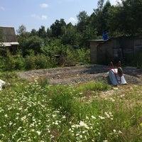Photo taken at Тихонова Пустынь by Денис З. on 7/12/2014