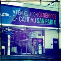 Photo taken at Farmacia San Pablo by luiseselmejor on 6/2/2017