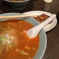 Photo taken at 麺屋 神風 by Paranoiyaaa on 12/30/2015
