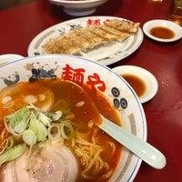 Photo taken at 麺や by Paranoiyaaa on 3/17/2017
