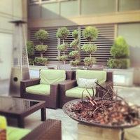 Photo taken at Renaissance Atlanta Midtown Hotel by Theary M. on 9/27/2012