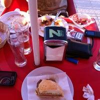 Photo taken at Restaurante Onda Azul by Quintela T. on 8/9/2013