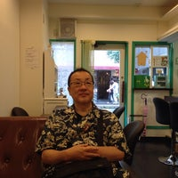Photo taken at chotto cafe by 佐久間 真. on 9/11/2014