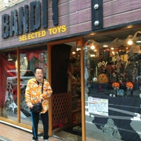 Photo taken at BANDIT-Selected Toys by 佐久間 真. on 10/10/2015