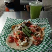 Photo taken at Taco Fish La Paz by JC R. on 7/11/2013