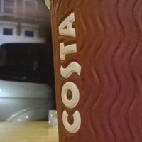 Photo taken at Costa Coffee by Daniel O. on 11/2/2014