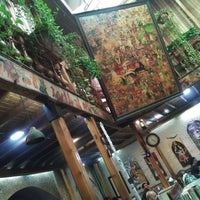 Photo taken at Baghcheh Traditional Restaurant by Zahra G. on 3/15/2018