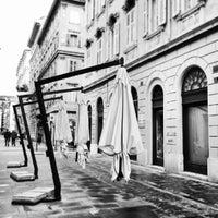 Photo taken at Via Cassa Di Risparmio by Alex K. on 11/24/2013