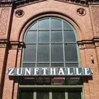 Foto tirada no(a) Arminius-Markthalle por Borris H. em 7/6/2013
