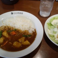 Photo taken at CoCo Ichibanya by Kenji S. on 1/22/2015