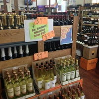 Photo taken at East River Wine And Spirits by Leonardo Quezada G. on 8/30/2013