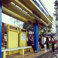 Photo taken at SMA Negeri 1 Bandung by Ikhlasul A. on 10/24/2014