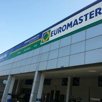 Photo taken at Özman Otomotiv - Euromaster-Michelin by Tego on 8/13/2014