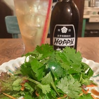 Photo taken at Green Phad Thai by いぬマン on 11/1/2017